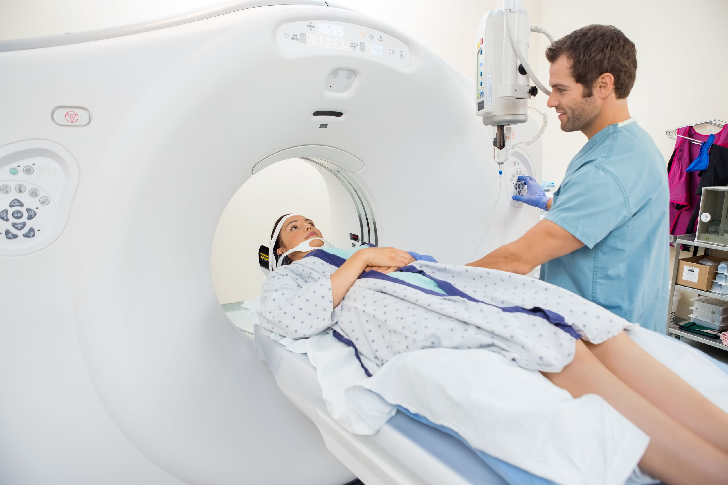CT vizsgálat